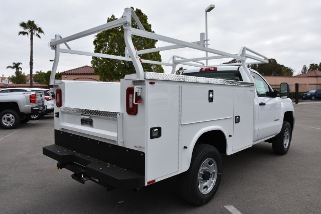 2018 Silverado 2500 Regular Cab,  Knapheide Standard Service Body Utility #M18528 - photo 2