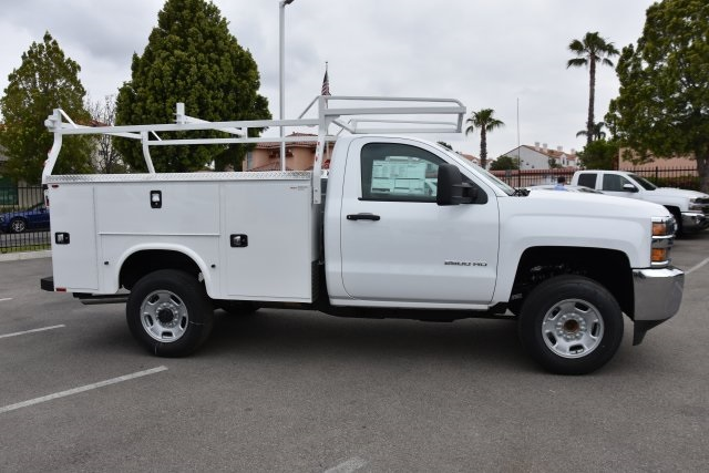 2018 Silverado 2500 Regular Cab,  Knapheide Standard Service Body Utility #M18528 - photo 9