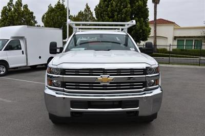 2018 Silverado 2500 Regular Cab,  Knapheide Standard Service Body Utility #M18528 - photo 4