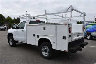 2018 Silverado 2500 Regular Cab,  Knapheide Standard Service Body Utility #M18528 - photo 7