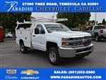 2018 Silverado 2500 Regular Cab,  Knapheide Standard Service Body Utility #M18528 - photo 1