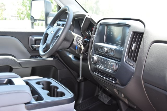 2018 Silverado 2500 Double Cab 4x2,  Harbor TradeMaster Utility #M18543 - photo 15