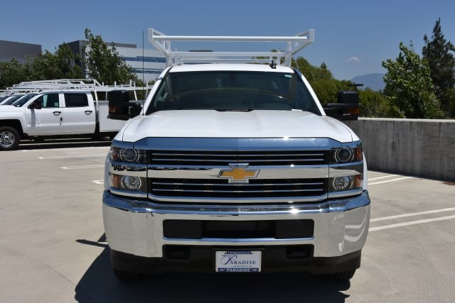 2018 Silverado 2500 Double Cab 4x2,  Harbor TradeMaster Utility #M18543 - photo 4