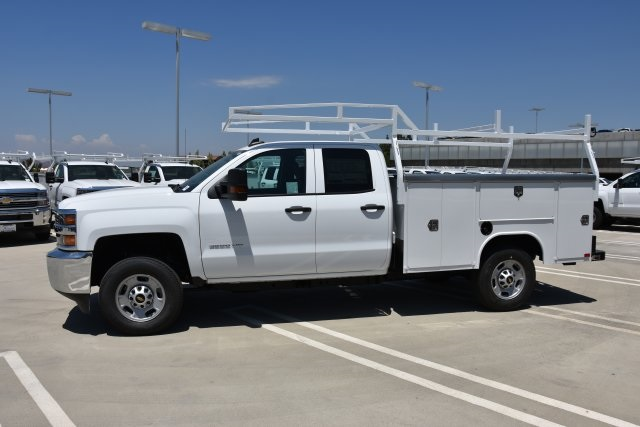 2018 Silverado 2500 Double Cab 4x2,  Harbor Utility #M18543 - photo 6