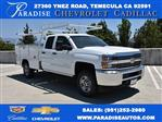 2018 Silverado 2500 Double Cab 4x2,  Harbor Utility #M18543 - photo 1