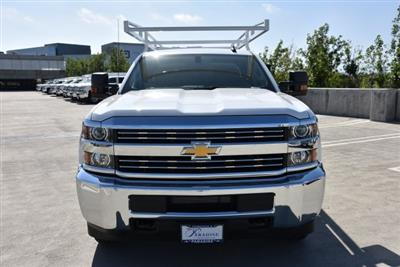 2018 Silverado 2500 Double Cab 4x2,  Harbor TradeMaster Utility #M18546 - photo 4