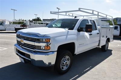 2018 Silverado 2500 Double Cab 4x2,  Harbor TradeMaster Utility #M18546 - photo 5