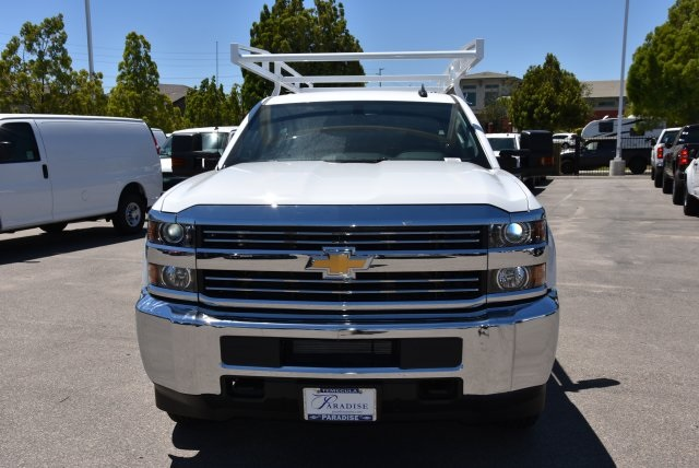 2018 Silverado 2500 Double Cab,  Harbor TradeMaster Utility #M18551 - photo 4