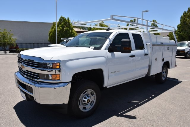 2018 Silverado 2500 Double Cab,  Harbor TradeMaster Utility #M18551 - photo 5