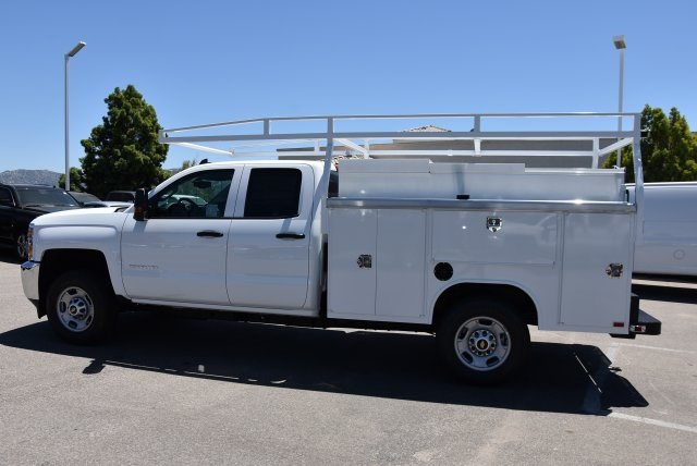 2018 Silverado 2500 Double Cab,  Harbor TradeMaster Utility #M18551 - photo 6