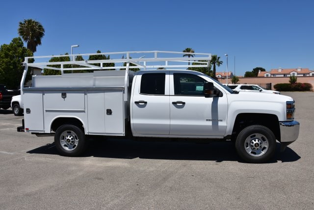 2018 Silverado 2500 Double Cab,  Harbor TradeMaster Utility #M18551 - photo 9