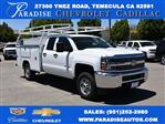 2018 Silverado 2500 Double Cab,  Harbor TradeMaster Utility #M18551 - photo 1