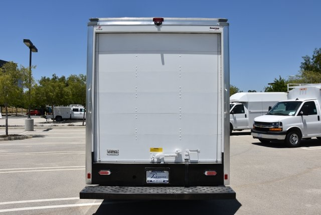 2018 Express 3500 4x2,  Supreme Spartan Cargo Straight Box #M18555 - photo 8