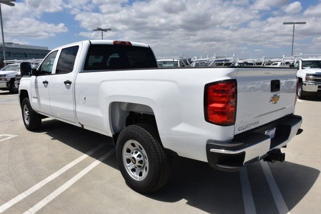2018 Silverado 3500 Crew Cab 4x2,  Pickup #M18559 - photo 7