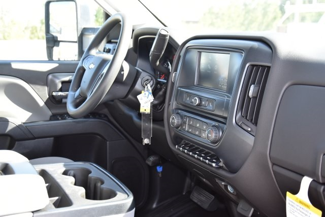 2018 Silverado 2500 Double Cab 4x2,  Harbor Utility #M18561 - photo 19