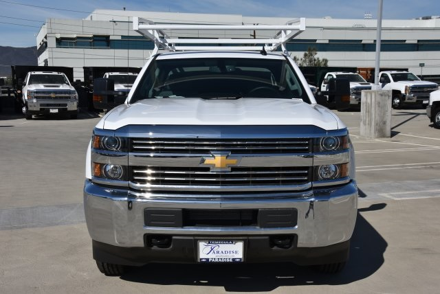 2018 Silverado 2500 Double Cab 4x2,  Harbor Utility #M18561 - photo 4