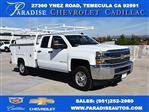 2018 Silverado 2500 Double Cab 4x2,  Harbor Utility #M18561 - photo 1