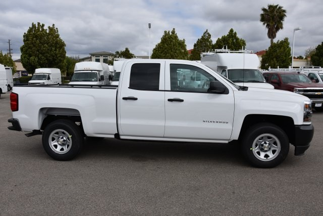 2018 Silverado 1500 Double Cab 4x2,  Pickup #M18563 - photo 9