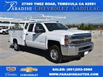 2018 Silverado 2500 Double Cab 4x2,  Harbor Utility #M18576 - photo 1