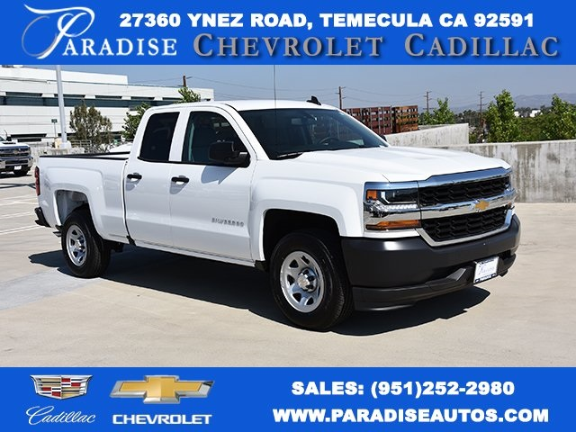 2018 Silverado 1500 Double Cab 4x2,  Pickup #M18607 - photo 1
