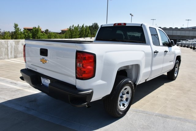 2018 Silverado 1500 Double Cab 4x2,  Pickup #M18607 - photo 2