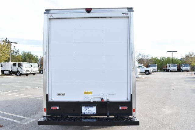2018 Express 3500 4x2,  Supreme Spartan Cargo Straight Box #M18614 - photo 2