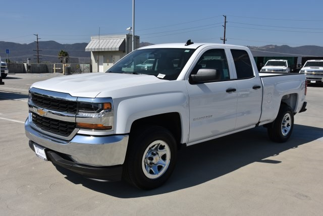 2018 Silverado 1500 Double Cab 4x2,  Pickup #M18617 - photo 4