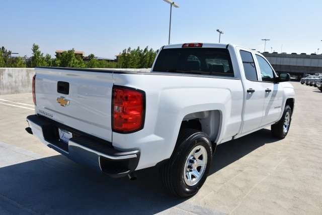 2018 Silverado 1500 Double Cab 4x2,  Pickup #M18617 - photo 8