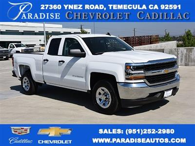 2018 Silverado 1500 Double Cab 4x2,  Pickup #M18617 - photo 1