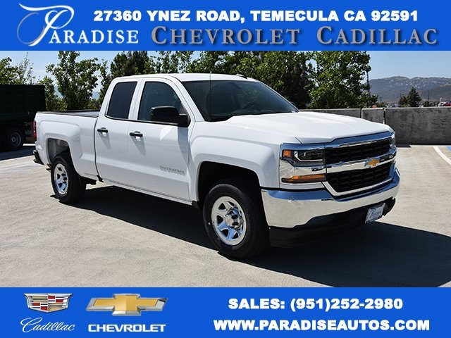 2018 Silverado 1500 Double Cab 4x2,  Pickup #M18620 - photo 1