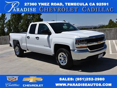 2018 Silverado 1500 Double Cab 4x2,  Pickup #M18622 - photo 1