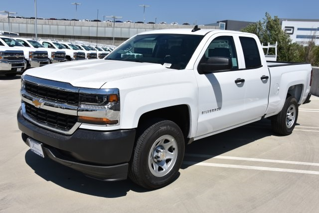 2018 Silverado 1500 Double Cab 4x2,  Pickup #M18624 - photo 5