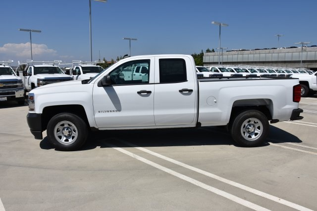 2018 Silverado 1500 Double Cab 4x2,  Pickup #M18624 - photo 6
