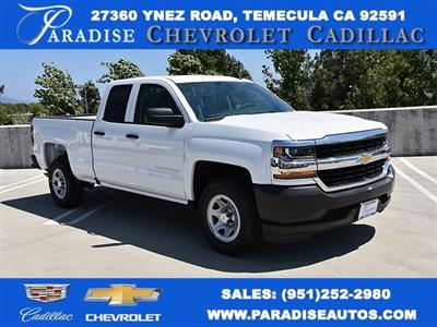 2018 Silverado 1500 Double Cab 4x2,  Pickup #M18624 - photo 1
