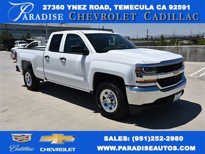 2018 Silverado 1500 Double Cab 4x2,  Pickup #M18631 - photo 1