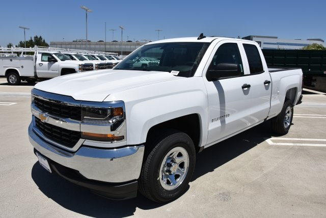 2018 Silverado 1500 Double Cab 4x2,  Pickup #M18634 - photo 5