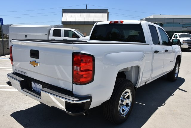2018 Silverado 1500 Double Cab 4x2,  Pickup #M18634 - photo 2
