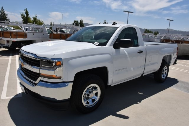 2018 Silverado 1500 Regular Cab 4x2,  Pickup #M18638 - photo 5