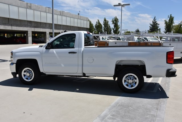 2018 Silverado 1500 Regular Cab 4x2,  Pickup #M18638 - photo 6