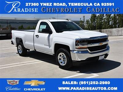 2018 Silverado 1500 Regular Cab 4x2,  Pickup #M18638 - photo 1