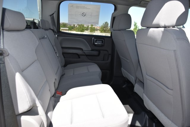 2018 Silverado 2500 Double Cab 4x2,  Harbor Utility #M18639 - photo 18