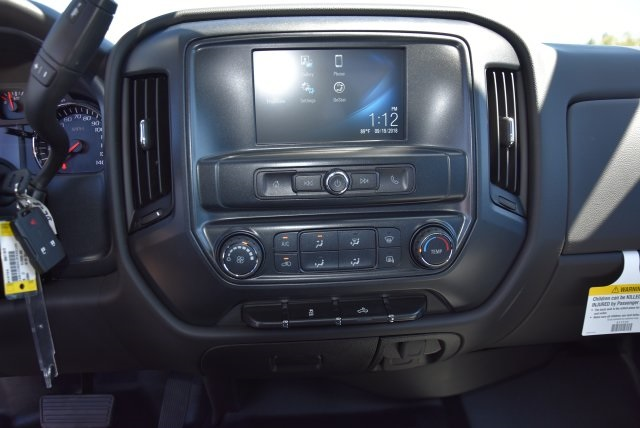 2018 Silverado 2500 Double Cab 4x2,  Harbor Utility #M18639 - photo 23