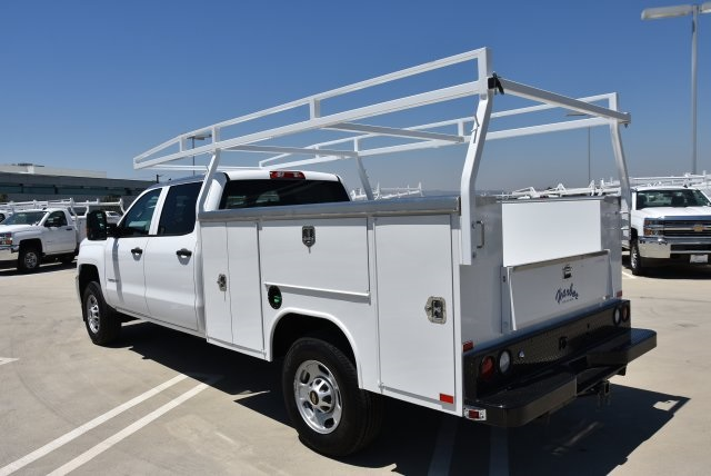 2018 Silverado 2500 Crew Cab,  Harbor TradeMaster Utility #M18655 - photo 7