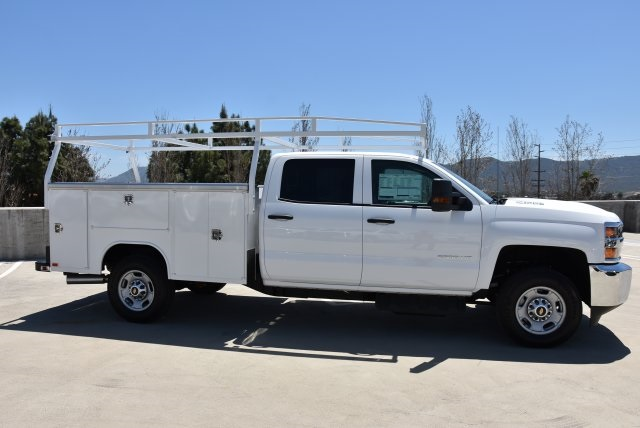 2018 Silverado 2500 Crew Cab,  Harbor TradeMaster Utility #M18655 - photo 9