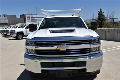 2018 Silverado 2500 Crew Cab,  Harbor TradeMaster Utility #M18655 - photo 4