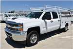 2018 Silverado 2500 Crew Cab,  Harbor TradeMaster Utility #M18655 - photo 5