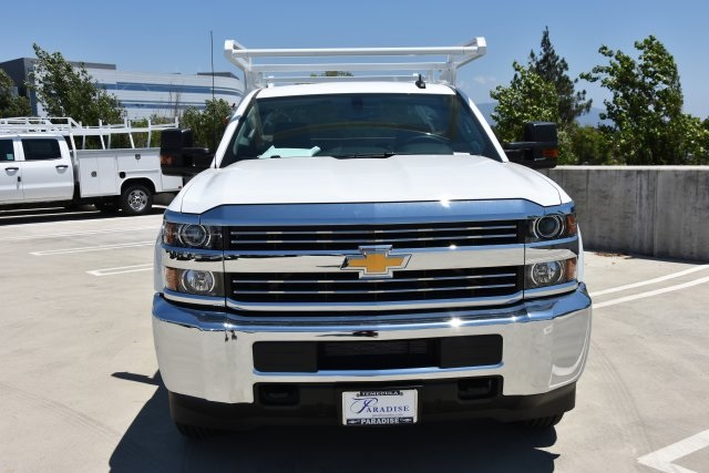 2018 Silverado 2500 Regular Cab 4x2,  Knapheide Standard Service Body Utility #M18672 - photo 4