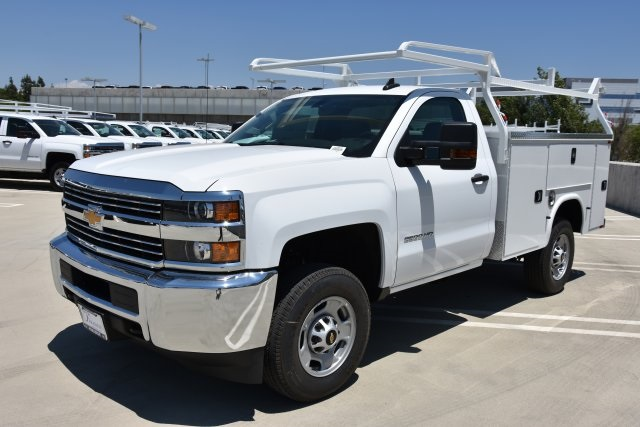 2018 Silverado 2500 Regular Cab 4x2,  Cab Chassis #M18672 - photo 4