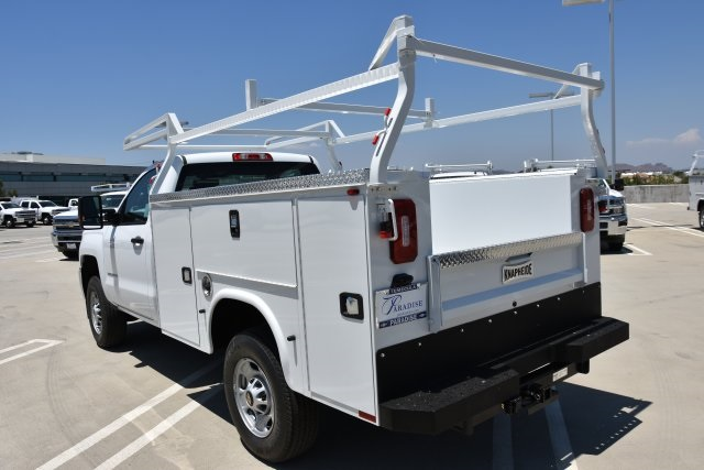 2018 Silverado 2500 Regular Cab 4x2,  Cab Chassis #M18672 - photo 6