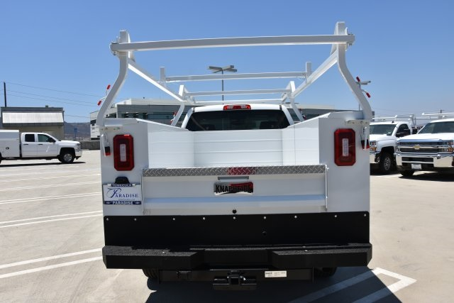 2018 Silverado 2500 Regular Cab 4x2,  Cab Chassis #M18672 - photo 7